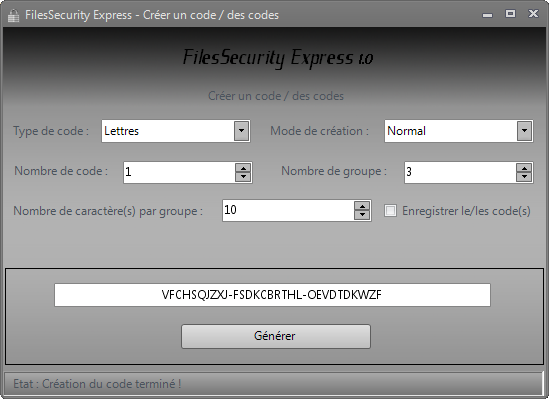 FilesSecurity Express 1.1 Ccode001v1