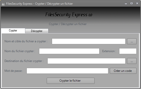 FilesSecurity Express 1.1 Cdc001v1